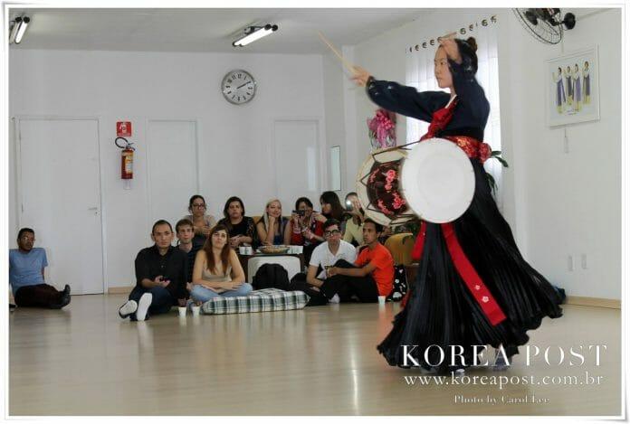Danca Tradicional Coreana