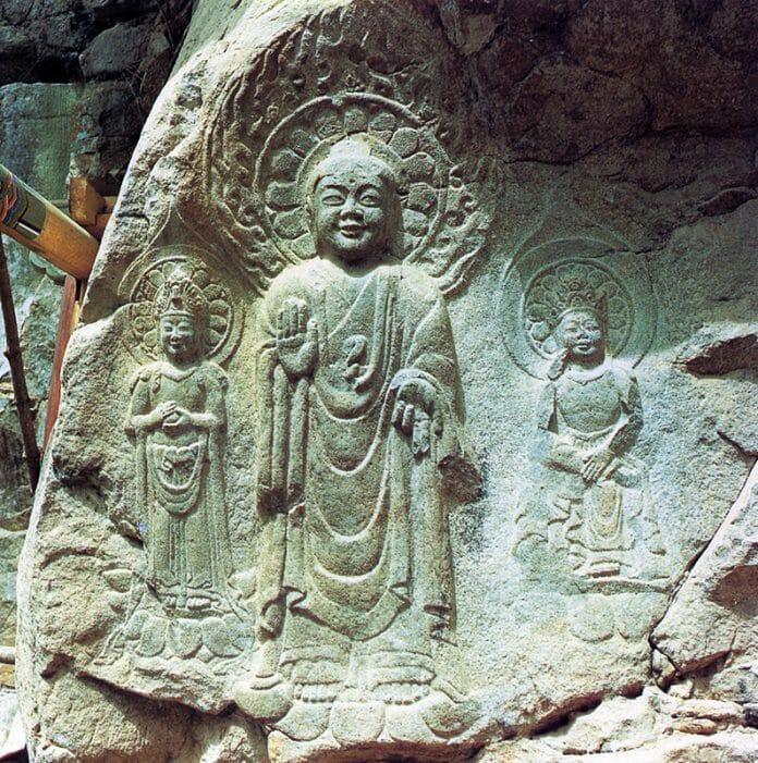 Baekje Budista