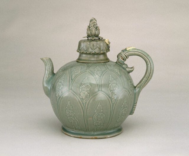 Jarra De Ceramica Coreana