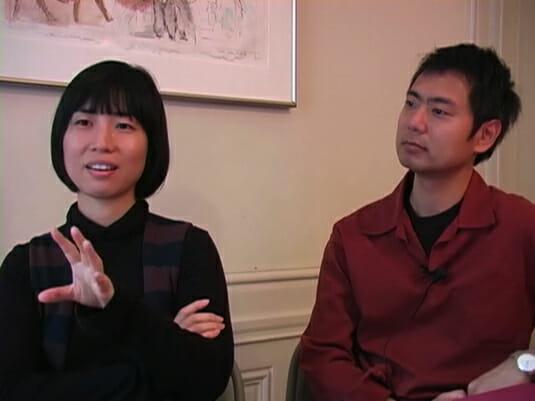 Os Arquitetos Jinhee Park E John Hong Da Empresa Ssd