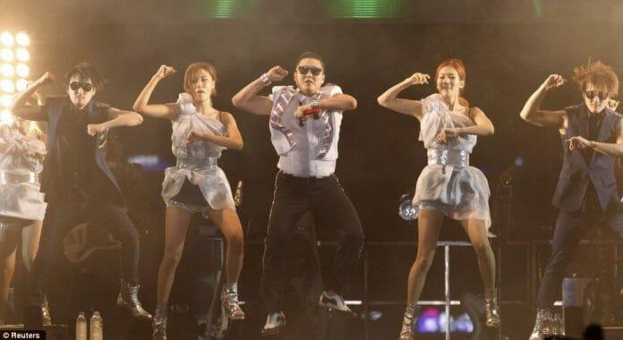 Psy Gangnam Style 2
