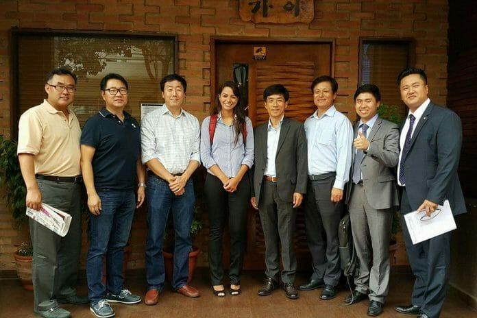 Reunião Do Koreapost Com Membros Do Conselho Nacional De Unificação Da Coreia, Para Uma Surpresa Aos Nossos Leitores E Admiradores Da Cultura Coreana! :D