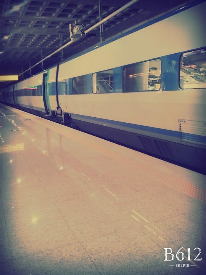 Ktx - O Trem Bala Coreano.