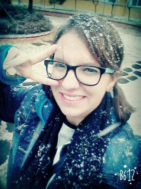 Eu, Com A Cara Mais Feliz Do Mundo, Vendo (E Sentindo) Neve Pela Primeira Vez!