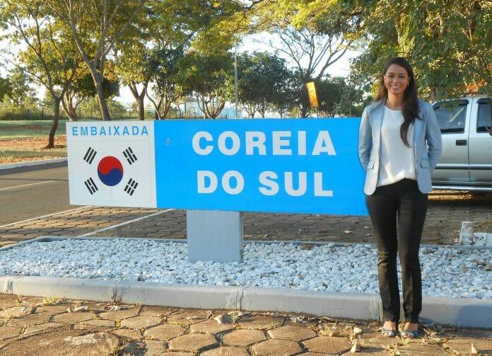 Embaixada Da República Da Coreia (Coreia Do Sul)