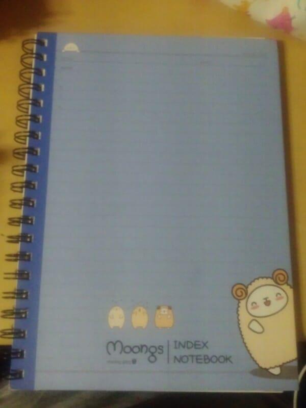 E Mais Caderninhos...
