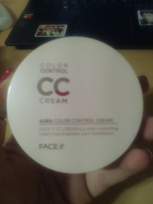 Cc Cream - Um Dia Eu Farei Um Post Só Sobre Maquiagem Na Coreia... Uma Loucura!!