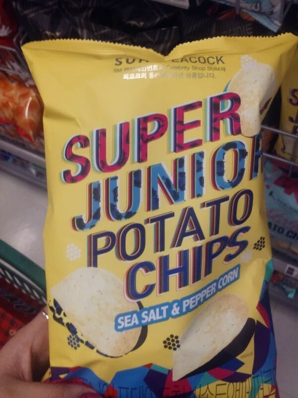 Super Junior Chips
