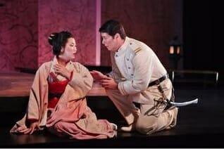 Lee Yun-Ah Interpreta Cio Cio San Em &Quot;Madame Butterfly&Quot; Com A Kentucky Opera