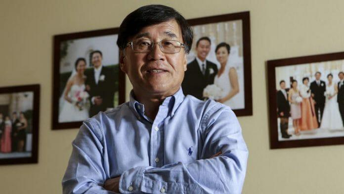 Patrick C. Park Começou Apenas Como Voluntário No Evento, Mas Acabou Conseguindo Casar Sua Filha.