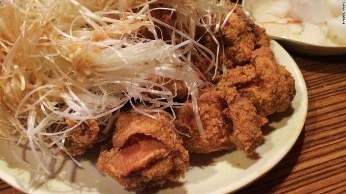 Está Porção De Padak Vem De Hong Kong De Uma Filial Da Chicken Hof &Amp; Soju, Um Popular Restaurante Coreano. Fonte: Edition Cnn