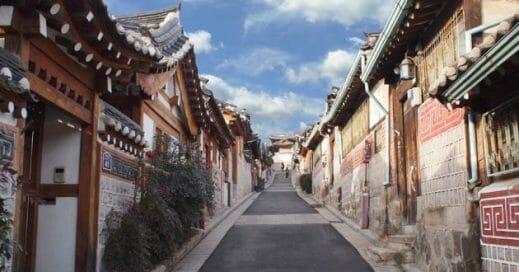 Arquitetura Colonial Coreana