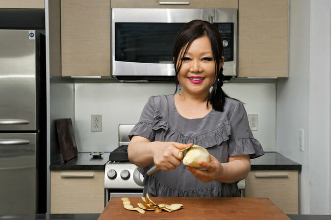 Maangshi, A Famosa Culinarista Coreana.