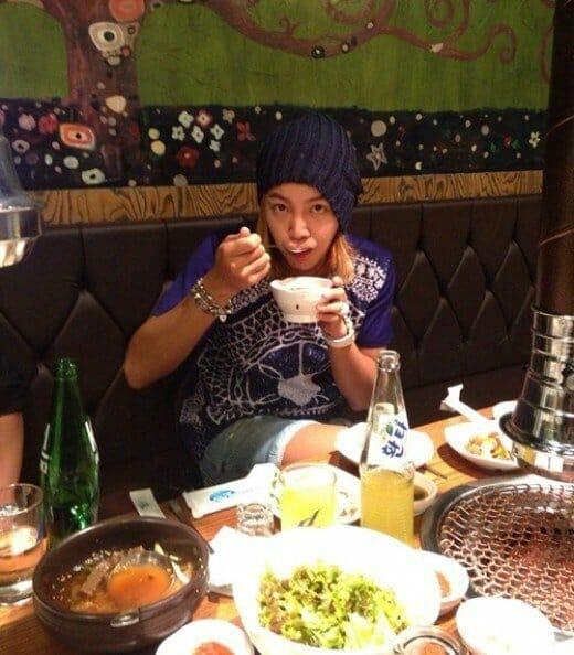 Jang Geun Suk No Litte Tin Drums. Foto: Allkpop.