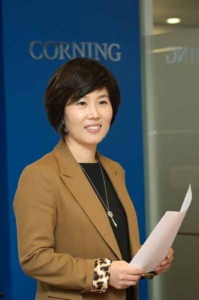 Presidente Da Corning Korea, Lee Haenghee. Foto: Corning Korea