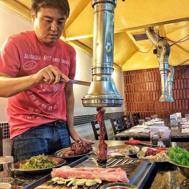 Sae Kim Em Seu Restaurante. Foto: Sarangingayo