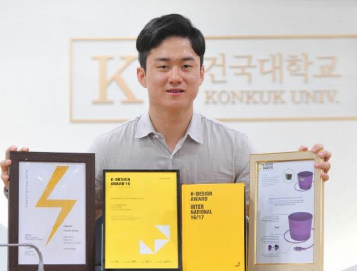 Lee Bong-Hak. Foto: Konkuk University