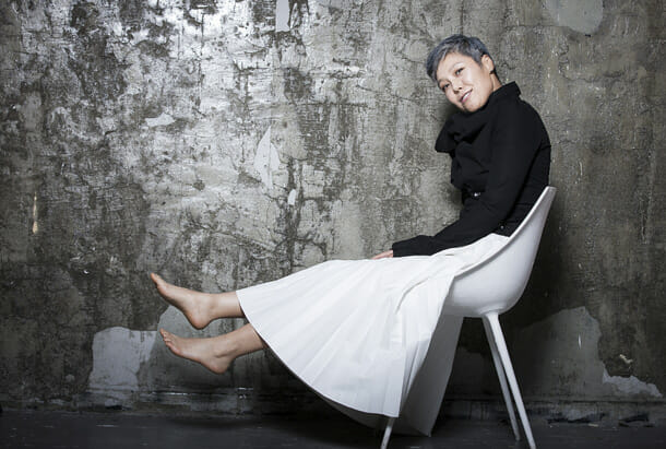A Cantora Eun-Mee Lee. Foto: Kwon Hyuk-Jae