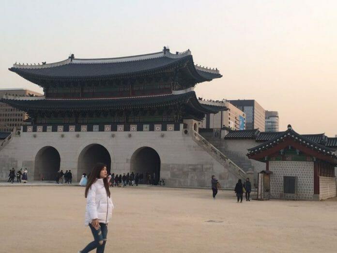 Palácio De Gyeongbok