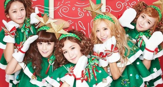 Crayon Pop. Foto: Ask Kpop