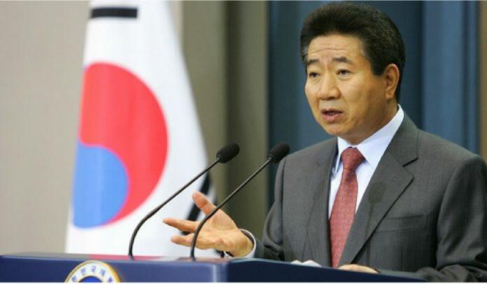 O Ex-Presidente Roh Moo-Hyun, Falecido Em 2009. Foto: Aljazeera
