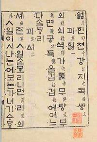 Wolincheongangjigok Foi Designado Como Um Tesouro Nacional. Fonte: Cortesia Da Administração Do Patrimônio Cultural Coreano.