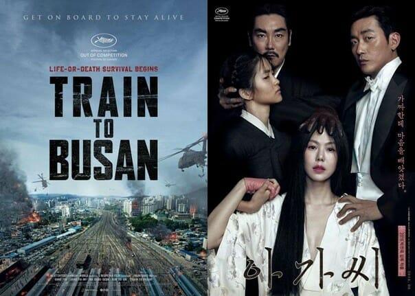 Os Sucessos &Quot;Train To Busan&Quot; E &Quot;The Handmaiden&Quot; Catapultaram O Cinema Coreano Para O Mundo Ocidental.