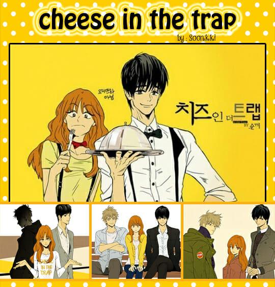 O Webtoon &Quot;Cheese In The Trap&Quot; É O Mais Famoso Entre Os Amantes Do Gênero.