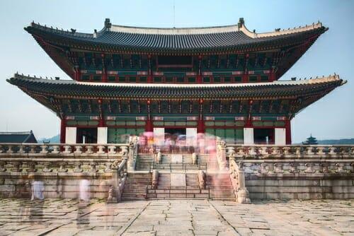 Palácio De Deoksu. Foto: Shutterstock