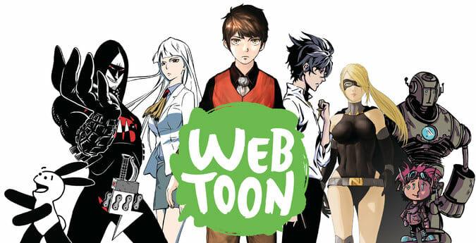 Webtoons 1