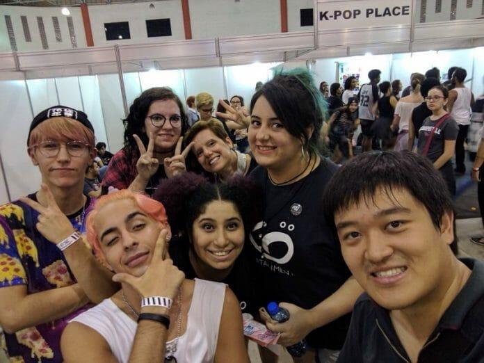 Anime Summer Geek Fest Agita Santos No Fim De Semana