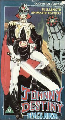 Johnny Destiny Space Ninja
