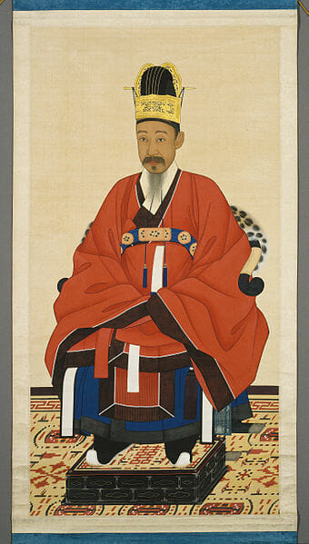 Heungseon Daewongun Fonte: Wikimidia