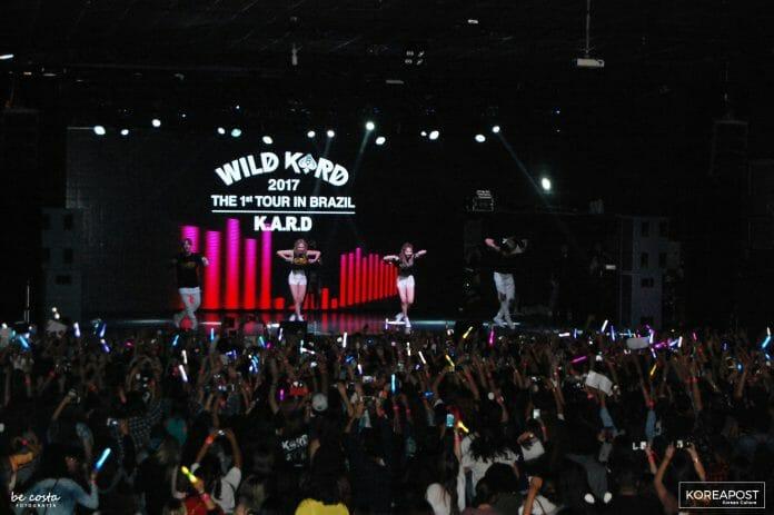 Kard Finaliza A Noite Com Don'T Recall No Tropical Butantã Em São Paulo, Em 01 De Julho. Foto: Koreapost.