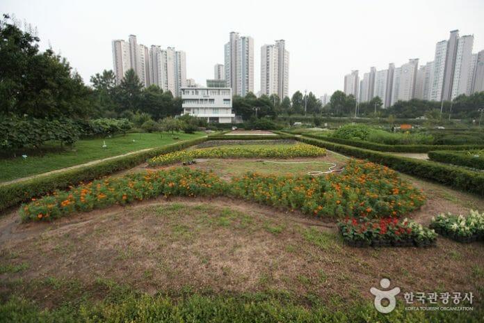 Parque Jamsil. Foto: Korea Tourism Organization.