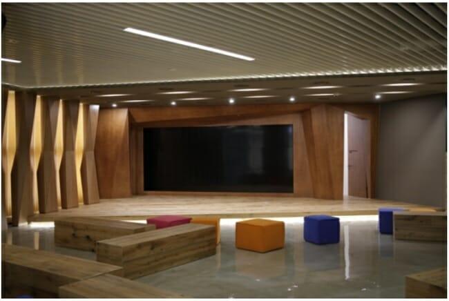 A Universidade Da Coreia Tomou A Idéia De Repensar Ainda Mais O Conceito De Biblioteca Tradicional. Em Maio Passado, A Escola Abriu A Cj Creator Library (Ccl) Em Seu Campus. (Imagem: Korea University)
