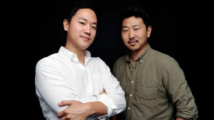 Joe Seo, O Ator Principal E Andrew Ahn, Diretor De Spa Nights. Foto: The Times)