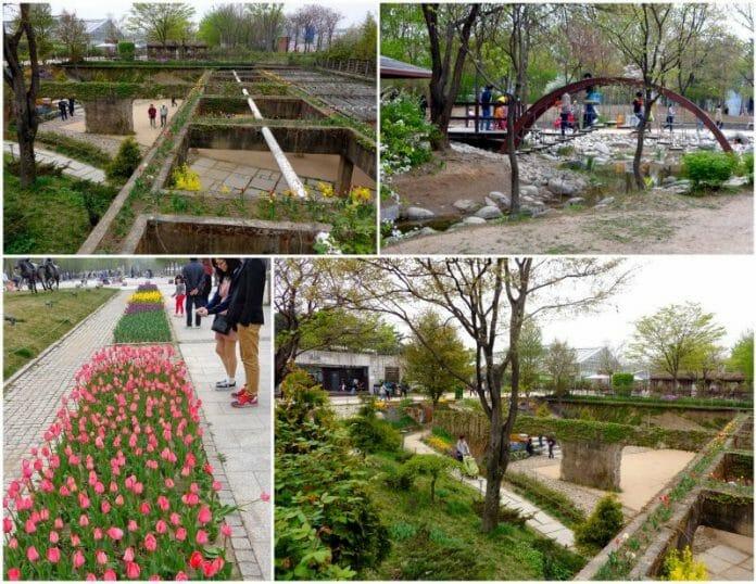 Floresta De Seul. Foto: Rebe With A Clause.