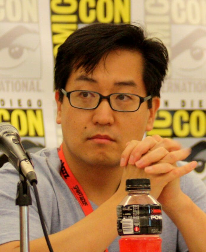Frank Cho. Foto: Wikimedia