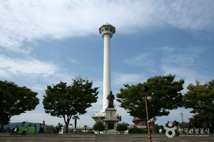 Busan Tower, Yongdusan Park / Foto: Visit Korea