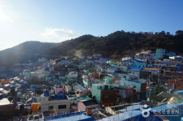 Gamcheon Culture Village, Busan / Foto: Visit Korea
