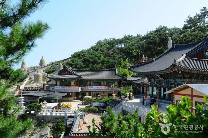 Templo Haedong Yoggungsa / Foto: Visit Korea