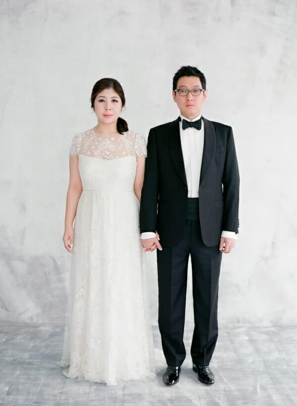 O Coreanos Casam-Se Cada Vez Mais Tarde Hoje Em Dia. Foto: Jose Villa