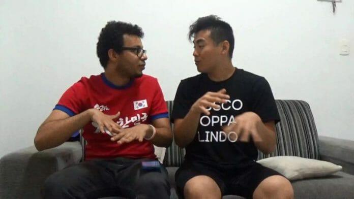 Jusco Entrevista Raul Iago, Brasileiro Do Canal É Nada É Treta E Estudante Da Universidade Yonsei, Na Coreia.