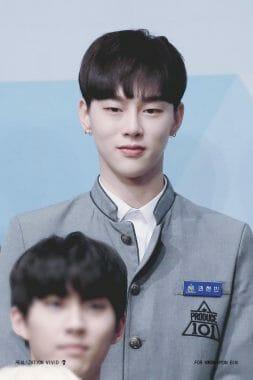 Kwon Hyunbin Produce
