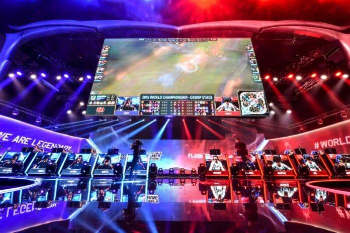 Campeonato Mundial De League Of Legends Edição 2015. Foto: Kotaku