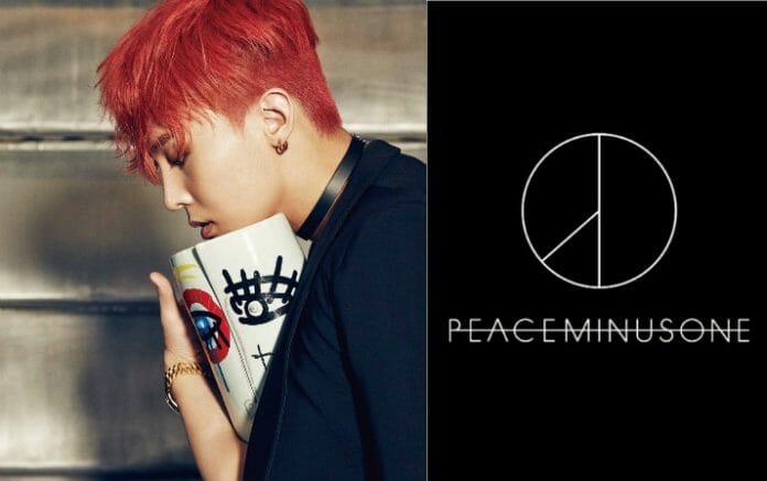 G-Dragon Para Sua Grife, Peaceminusone. / Foto: Soompi