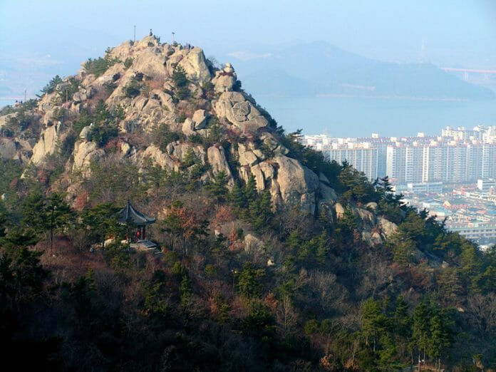 Monte Yudalsan, Mokpo, Coreia Do Sul / Foto: Paula Hrešková/ Travelphotogallery.net