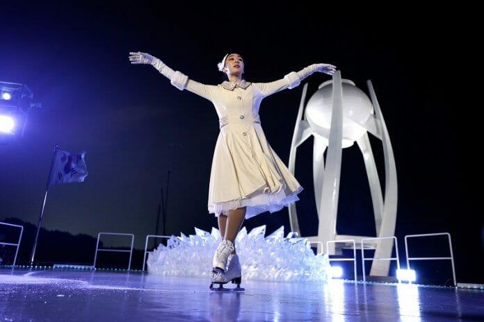 Abertura Dos Jogos De Pyeongchang Entra Para O Livro Dos Recordes