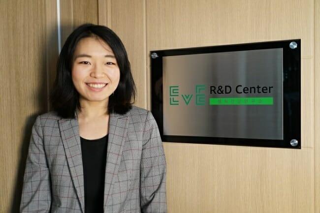 Gina Park - Ceo Da Instictus (Foto Por Lim Jeong-Yo/The Korea Herald)